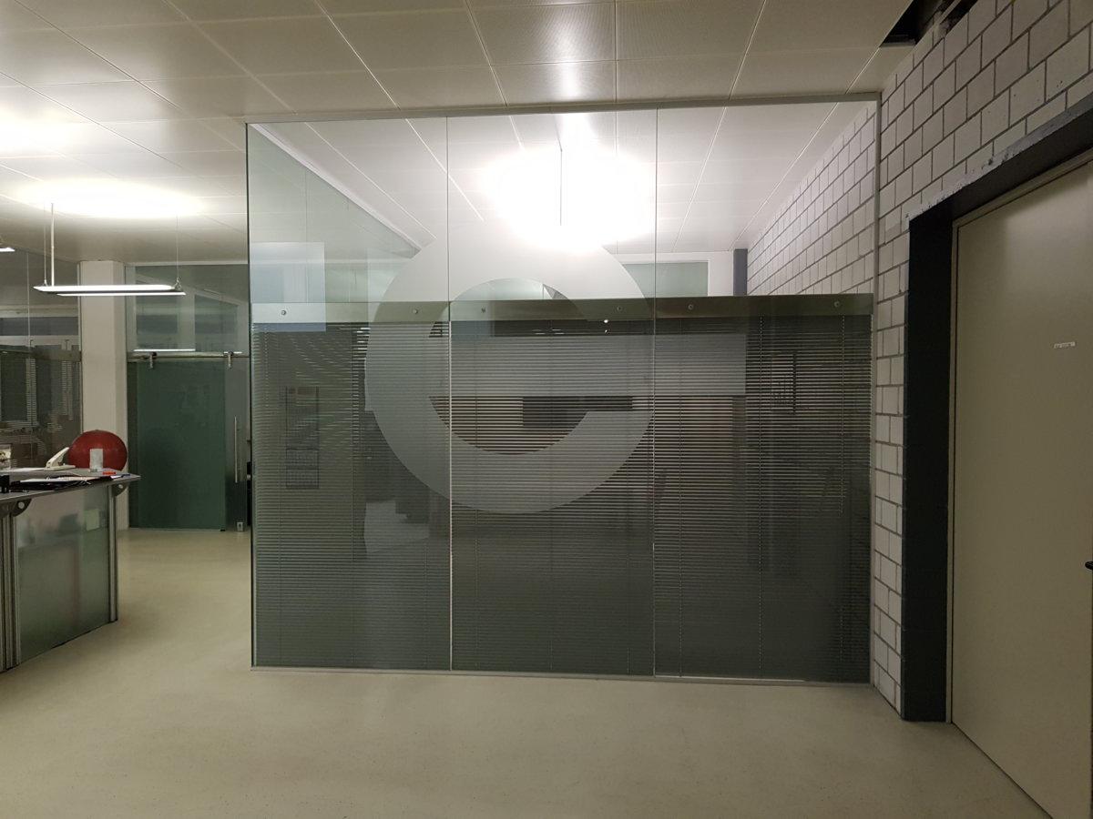 Umbau Büro Etzinger Engineering, Eschen
