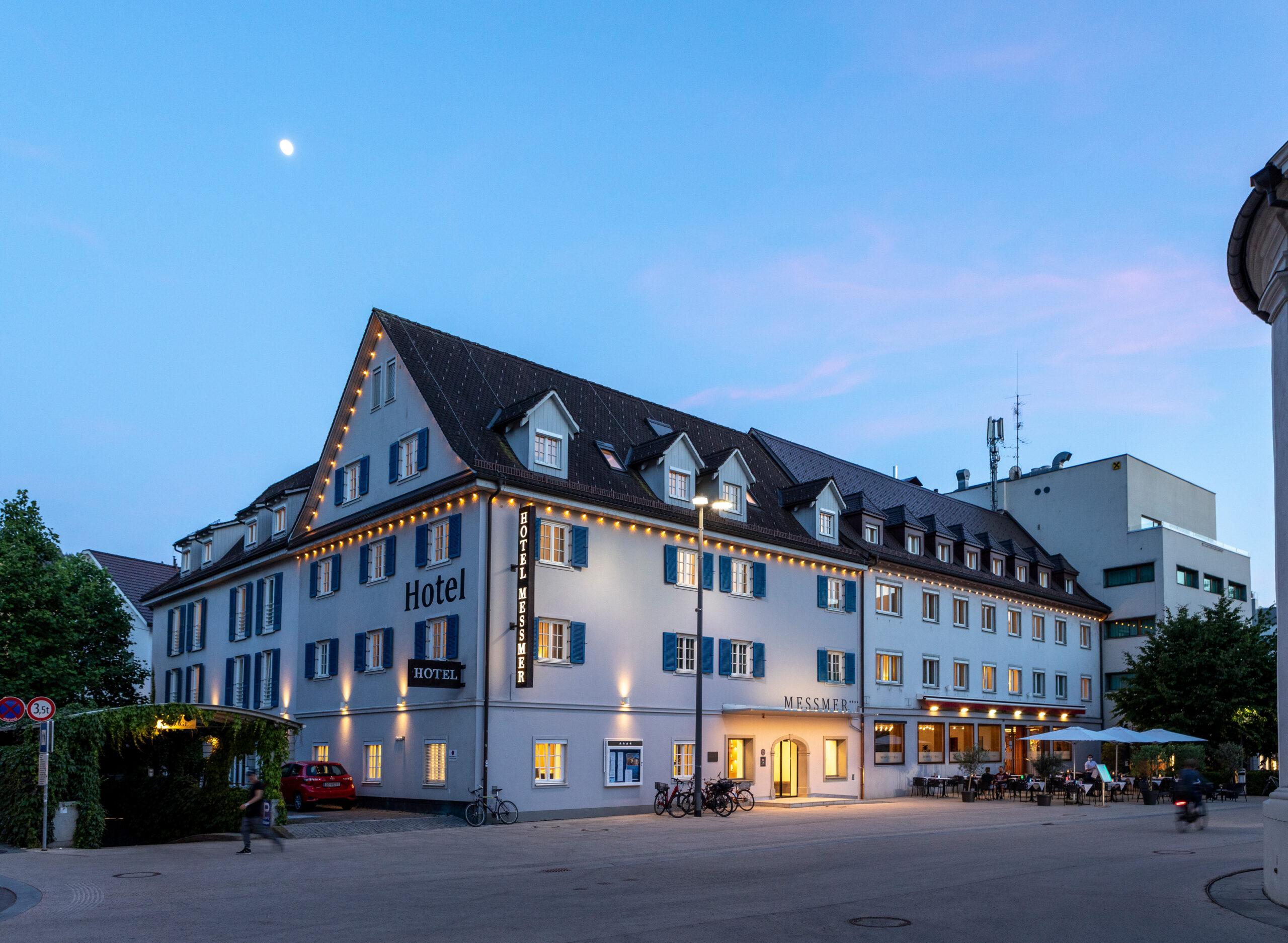 Umbau Hotel Messmer Bregenz